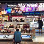 Chế độ mua sắm miễn thuế mới ở Nhật Bản