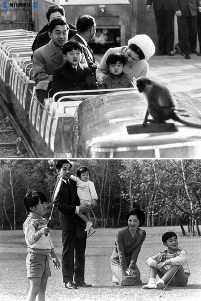 Chuyện tình cổ tích của Nhà Vua Nhật Bản phá bỏ quy tắc Hoàng gia để kết hôn với cô gái thường dân - Ảnh 16.