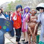 Lễ tốt nghiệp phá cách của các trường đại học tại Nhật Bản