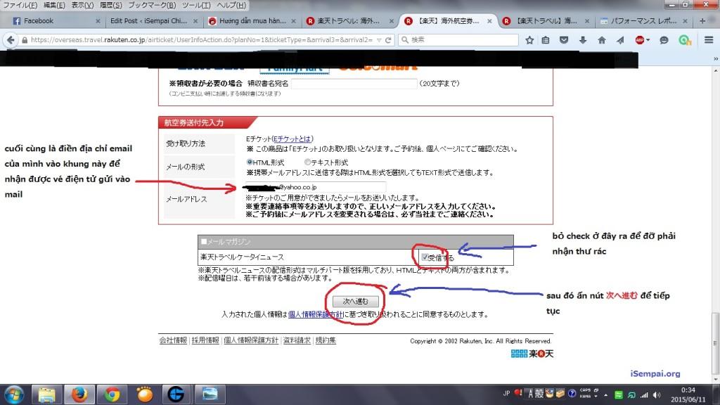 Hướng dẫn đặt vé máy bay online giá rẻ 360 Nhật Bản