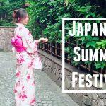 Mùa hè ở Nhật có những sự kiện gì và nên đi chơi những đâu