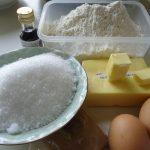 Mua bột làm bánh ở Nhật