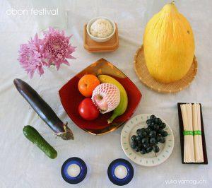 Đồ cúng thờ trong ngày lễ obon