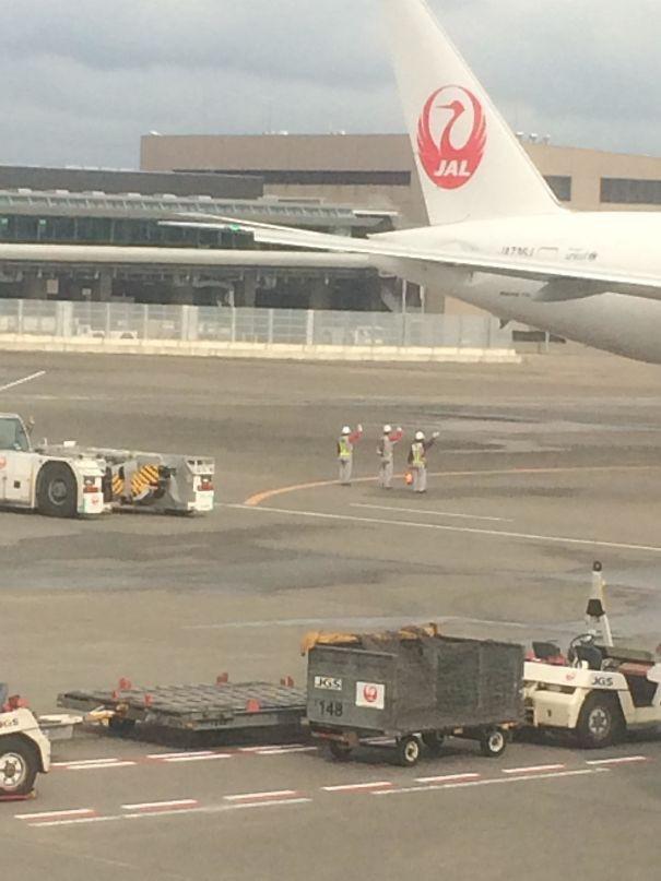 Những hình ảnh ấn tượng về tính kỷ luật và sự tôn trọng ở Nhật Bản - Ảnh 12.